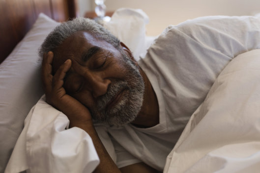 Tips to Help an Elderly Person Sleep Well
