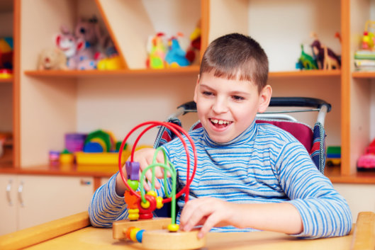 Signs a Child Has Developmental Disabilities